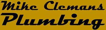 Mike Clemans Plumbing logo (image)