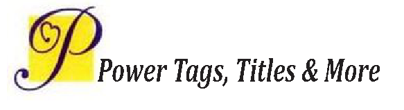 Power Tags, Titles, & More logo (image)