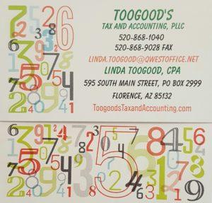 Toogood's Logo