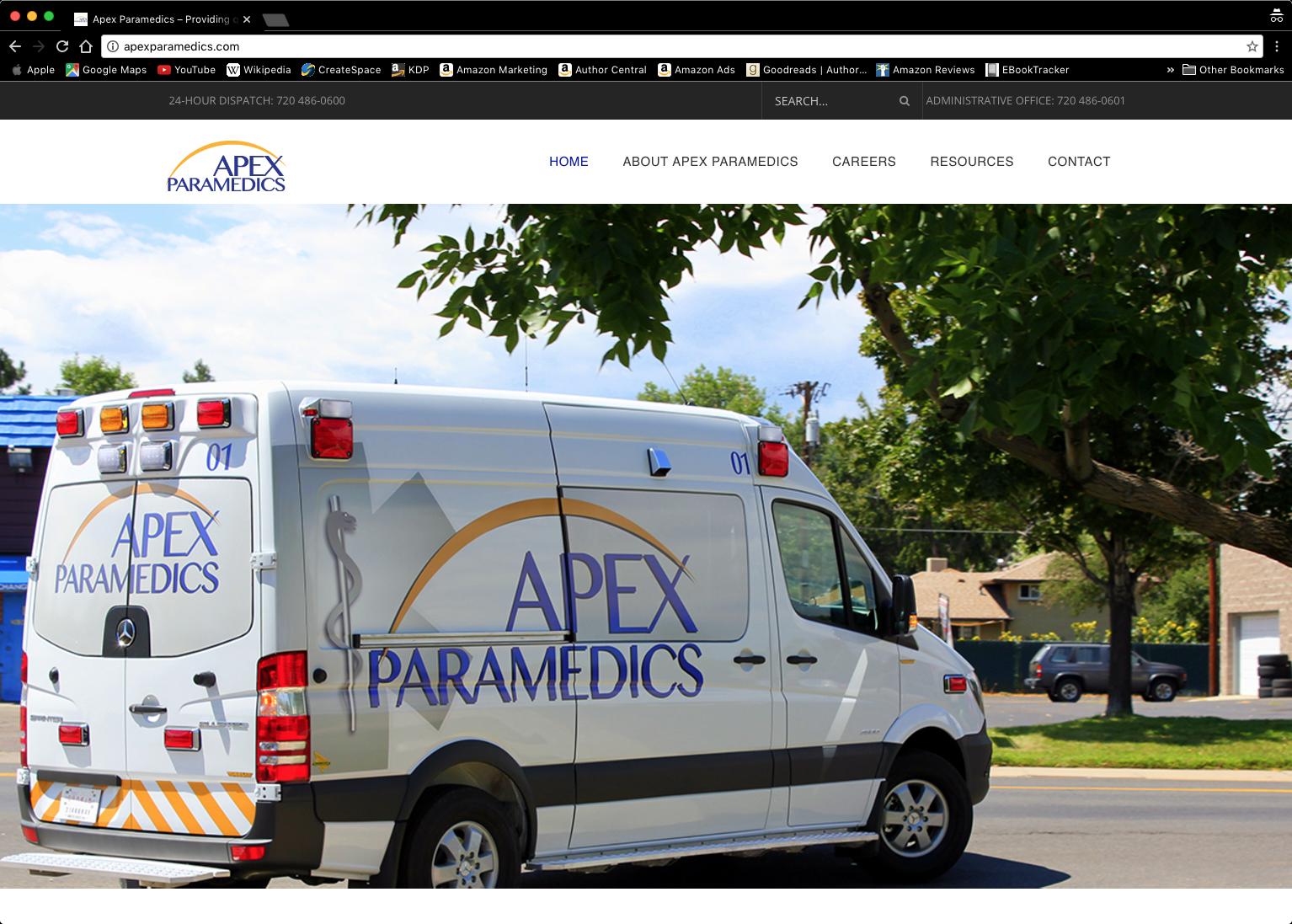 Spider Trainers' gallery: apexparamedics.com (image)