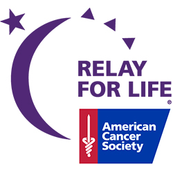 American Cancer Society Relay for Life logo (image)