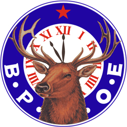 Elks Club (BPOE) logo (image)