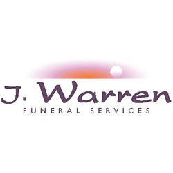 J Warren Funeral Services logo (image)