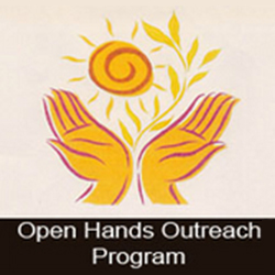 Open Hands Outreach Program logo (image)