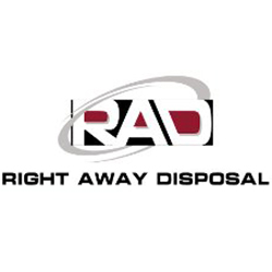 Right Away Disposal logo (image)