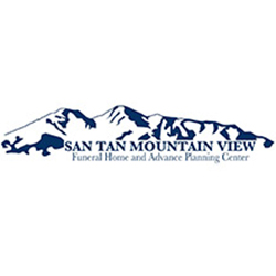 San Tan Mountain View Funeral Home logo (image)