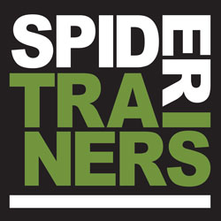 Spider Trainers logo (image)