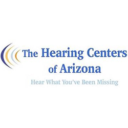The Hearing Centers of Arizona logo (image)