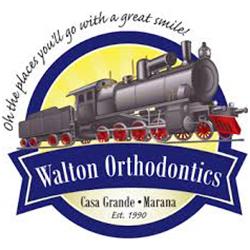 Walton Orthodontics logo (image)