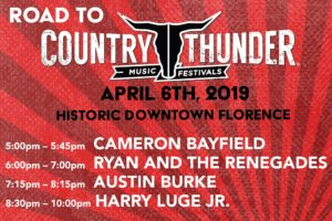 Road to Country Thunder @ Downtown Historic Florence | Florence | Arizona | United States