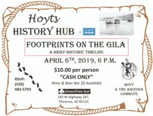 Hoyts History Hub @ Green Tree Hotel | Florence | Arizona | United States