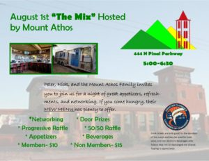 The MIX- Mount Athos @ Mount Athos | Florence | Arizona | United States