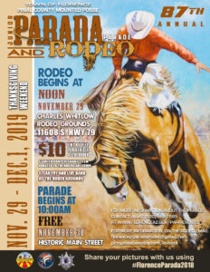 87th Annual Junior Parada and Rodeo @ Charles Whitlow Arena | Florence | Arizona | United States