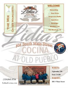 The Mix- Lidia's Cocina at Old Pueblo @ Lidia's Cocina at Old Pueblo | Florence | Arizona | United States