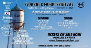 Florence Music Festival @ Heritage Park | Florence | Arizona | United States