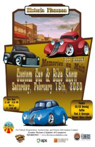 Memories on Main Car Show @ Historic Florence Arizona | Florence | Arizona | United States