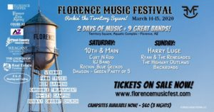 Florence Music Festival 2020 @ Library and Community Center | Florence | Arizona | United States