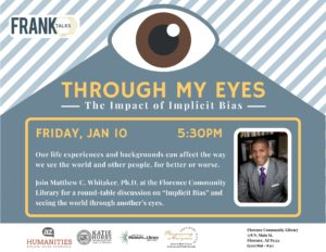 """""""Through my eyes"""" The impact of implicit bias @ Library and Community Center 