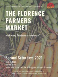 Florence Farmers Market @ McFarland State Park | Florence | Arizona | United States